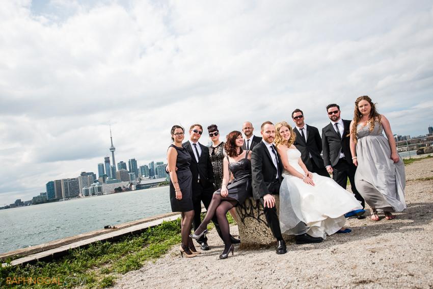 Steamwhistle Wedding Toronto-17