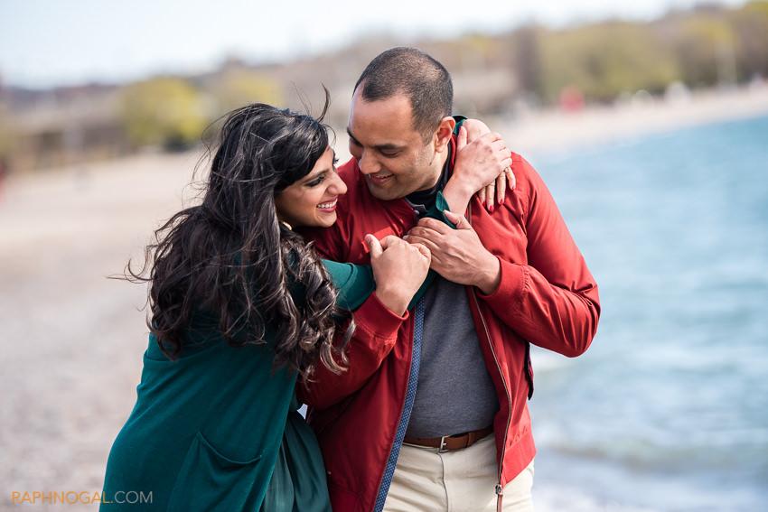 toronto beaches engagement photos-1