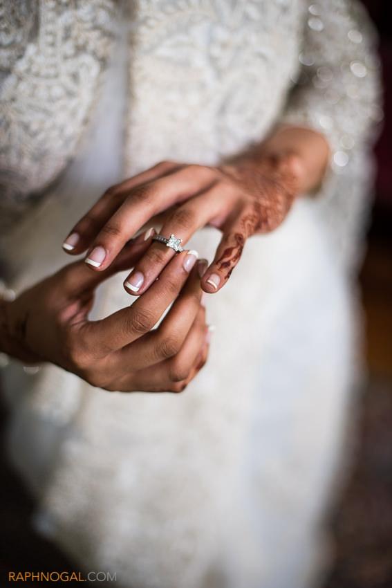 Backyard Ismaili Wedding: Yasmin & Jamil - Cambridge