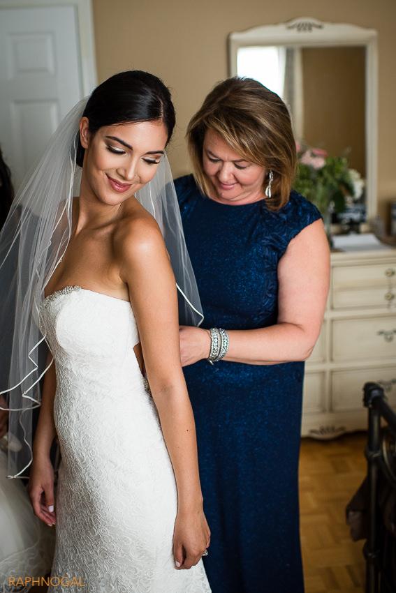 The Vue Wedding: Erica & Marco - Toronto | Raph Nogal Photography Blog