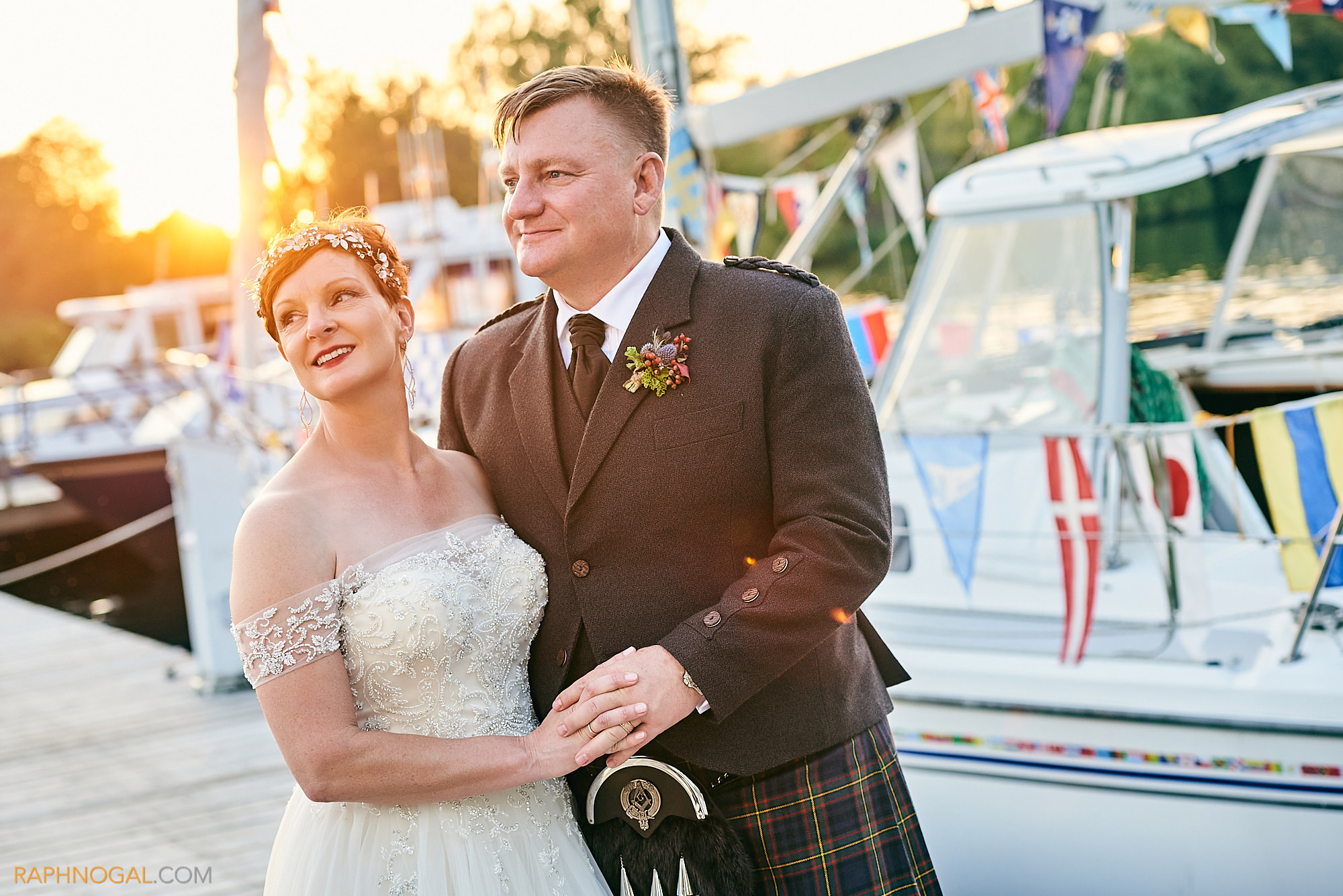Island Yacht Club Wedding