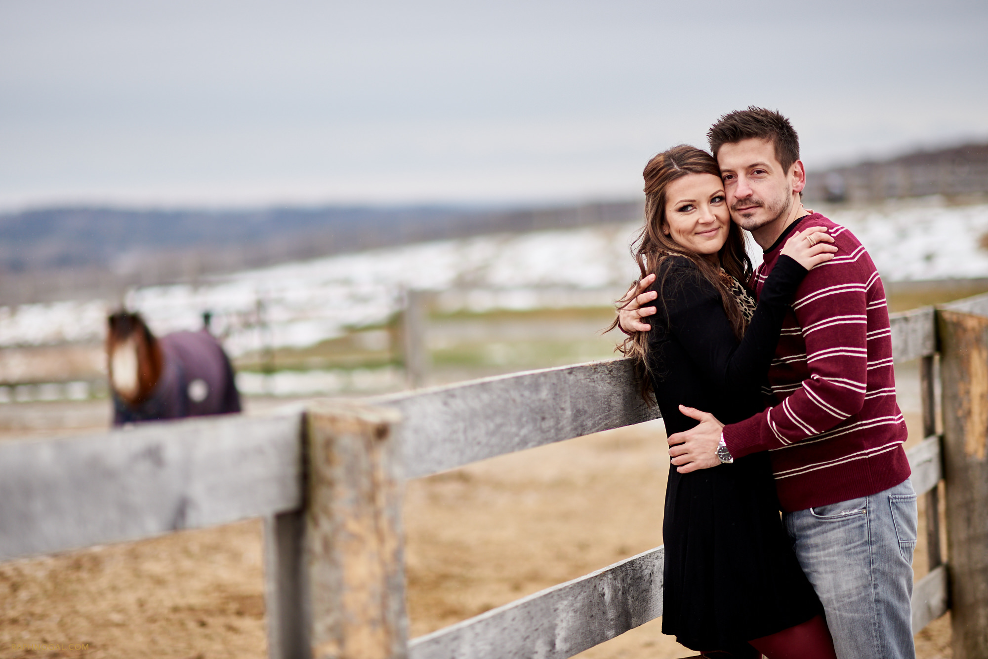 Stonewood Equestrian Engagement Photos Lisa Martin